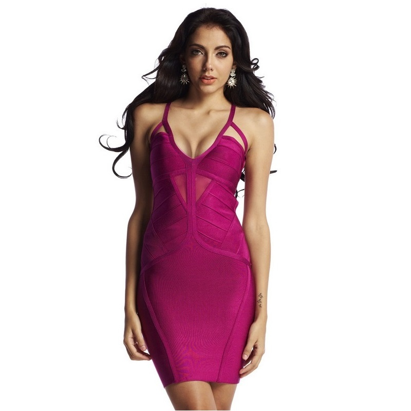 819bc9c2fc141 2018 New Arrival Women Sexy Tight Dress Club Wear Special Occasion Evening  Party HL Bodycon Bandage Dresses Wholesale