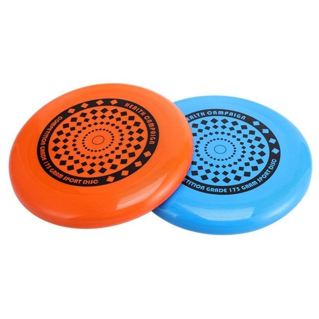1 peça Profissional 175g 27 cm Ultimate Frisbee Disco Voador Disco voador lazer ao ar livre homens mulheres criança crianças ao ar livre jogo jogar