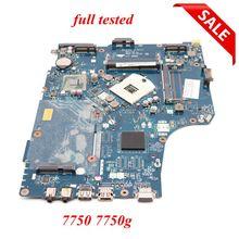 Nokotion p7ye0 LA 6911P 노트북 마더 보드 acer aspire 7750 7750z hm65 ddr3 mbrn802001 mb. rn802.001 메인 보드 작동