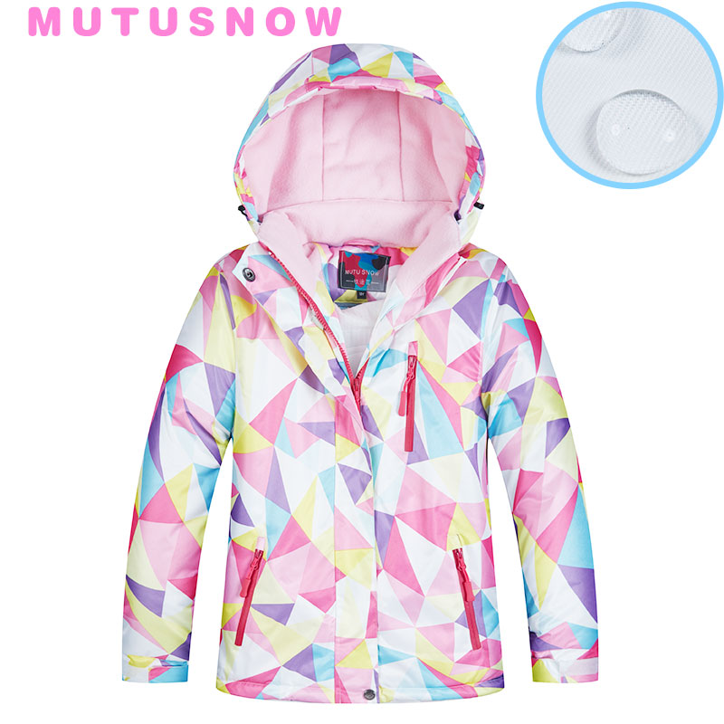 4b4536278 Newest Kids Ski Jacket Winter Children Windproof Waterproof Super ...