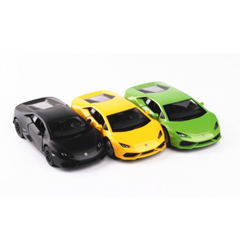 5 Simulation Toy Vehicles Diecast Alloy Metal Model Cars For Lamborghini Huracan LP610 Car Model Toy Vehicles Toy For Boys ...