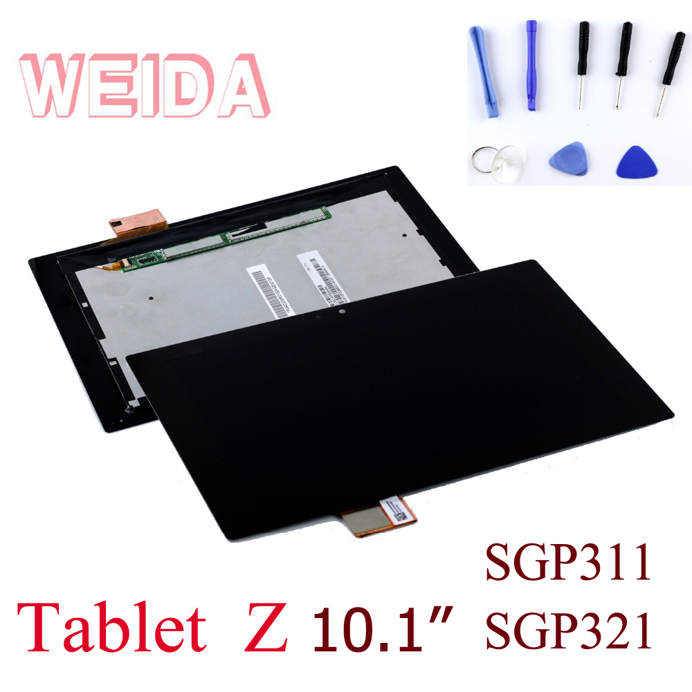 WEIDA LCD Replacement 10.1