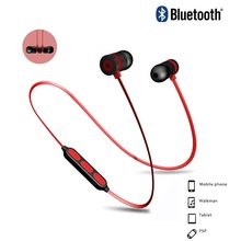 Newest Bluetooth Earphone Super Bass In-ear Wireless Headphone Earbuds Earphones With Mic Sport Headphones