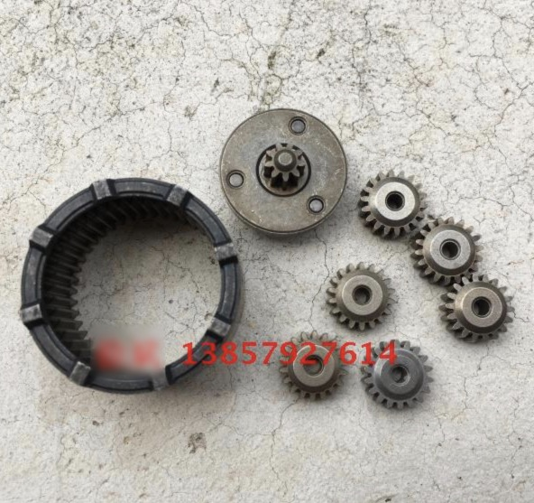 1/36 speed ratio . Rechargeable drill gear reducer 506 speed gear speed gear в луганске