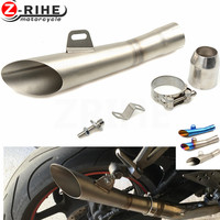 for Universal 36 51mm Motorcycle Accessories cnc Exhaust Stainless Steel Motorbike Exhaust Pipe for BMW K1200 RT K 1200 RT K 120