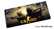 best cs go mouse pads 900x400x2mm gaming mousepad gamer mouse mat pad game computer locrkand desk padmouse laptop large play mat(China)