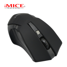IMICE Heavy Armor Wireless Mouse USB Optical Computer Use  Power Saving Symmetrical Right Hand For Office