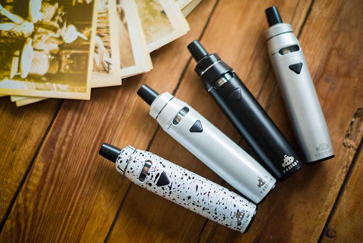 Green Sound G6 электронная сигарета электронные сигареты в виде ручек все в одном Mod kit 2200 мА/ч, Ёмкость AIO структурой небольшой испаритель с сильным паром