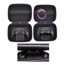 Nieuwe Hot Koop Shockproof Travel Carrying Pocket Beschermhoes Bag Case Hard Pack Voor Sony Playstation 4 PS4 Bedrade Controller