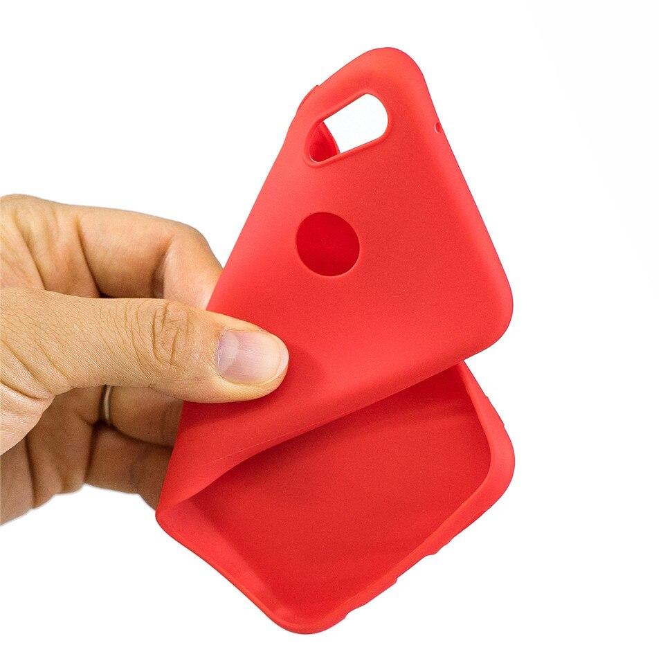 Candy Macaron Color Case For Xiaomi Redmi S2 6A 6 Pro 02
