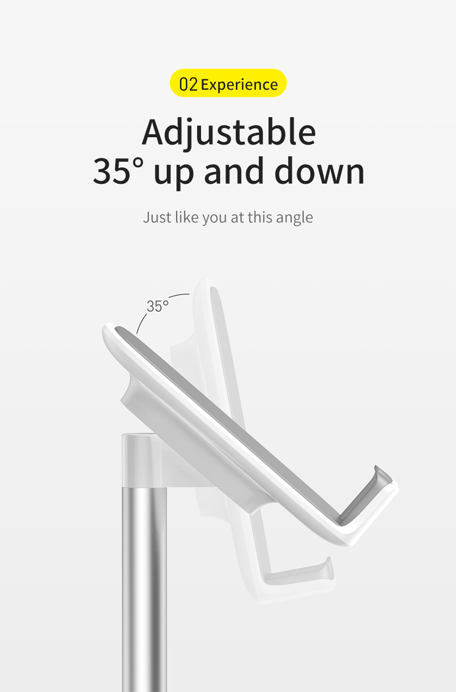 Baseus Mobile Phone Holder For iPhone XS Max iPad Non-slip Adjustable Metal Desktop Phone Stand For Samsung Xiaomi Huawei Tablet 5