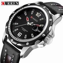 Curren Men Watches Man Clock Top Brand Luxury Busines Military Steampunk Sports Male Quartz Watch Men