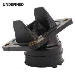 Części motocyklowe Carb kolektor dolotowy do gaźnika interfejs gumowe buty osłona dla YAMAHA YZ85 YZ 85 2002 2012 UNDEFINED w Gaźnik od Samochody i motocykle na