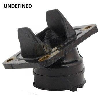 Części motocyklowe Carb kolektor dolotowy do gaźnika interfejs gumowe buty osłona dla YAMAHA YZ85 YZ 85 2002-2012 UNDEFINED