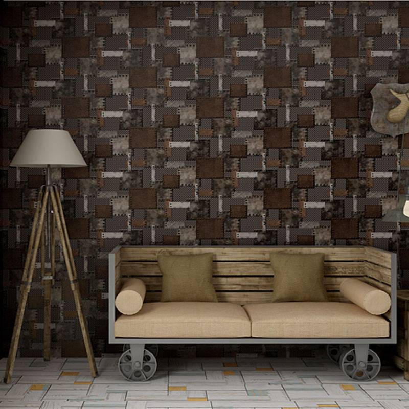 Vintage European Style Stone 3D Wallpaper Wholesale PVC papel de pared Mural Wallpapers Roll Wall Paper for Bar decoration LY007 custom 3d stereoscopic mural monroe marilyn head papel de pared european style wall paper roll restaurant place of entertainment