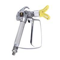 High Pressure Airless Paint Spray Gun + Spray Tip + Nozzle Guard for Wagner Titan Pump Sprayer Spraying Machine
