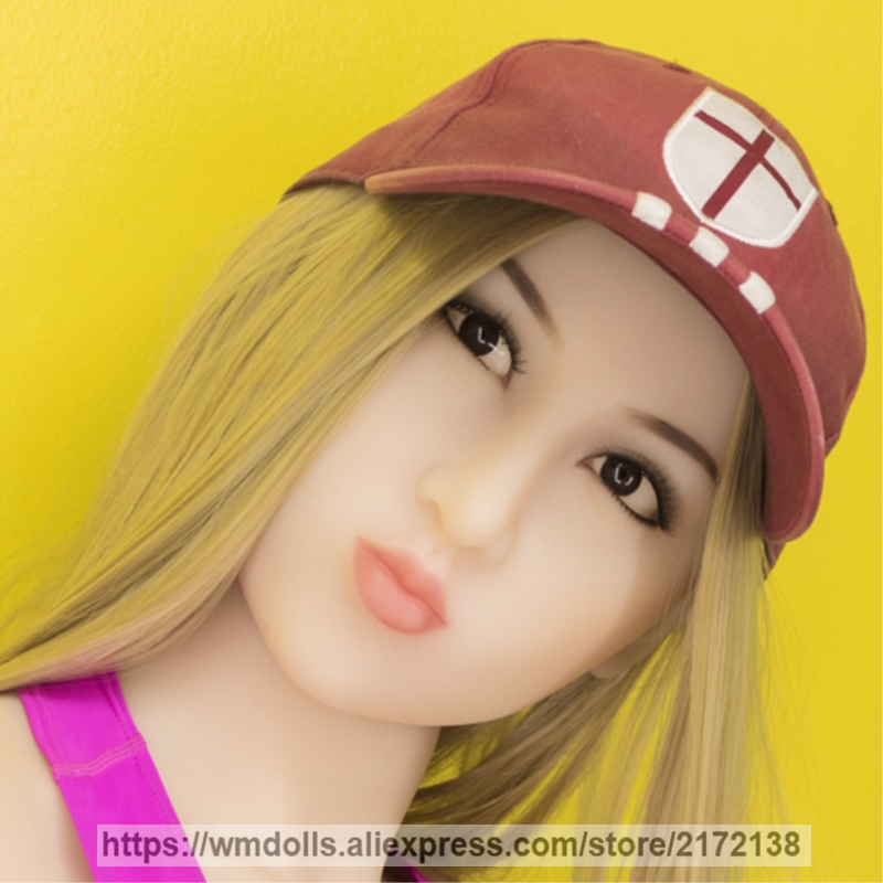WMDOLL Silicone Sex Oral Dolls Heads Real Sex Dolls Head Japanese love Adult Sex Toy for menWMDOLL Silicone Sex Oral Dolls Heads Real Sex Dolls Head Japanese love Adult Sex Toy for men