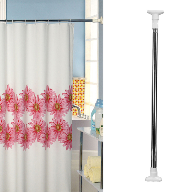 Excellent How To Extend A Shower Curtain Rod Photos - Bathtub for ...