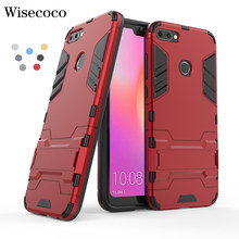 For Huawei P30 P20 P10 Lite Pro Y5 Y7 Y8 Y9 2017 2018 Mate 20 10 pro Case Shockproof Armor Stand Cover for Honor 10 9 V9 Play(China)