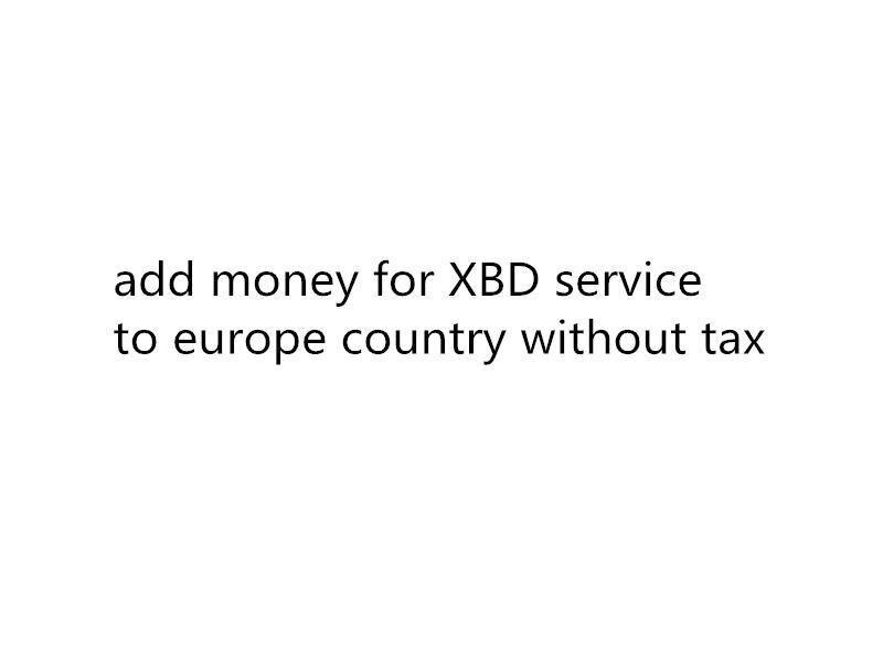 Il XDB trasporto per telaio/ruote/groupetsIl XDB trasporto per telaio/ruote/groupets