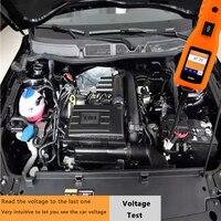KM10 автомобильный зонд тест er цепи полярность проверка непрерывности тест и Активация компонентов узнать напряжение тока сопротивление