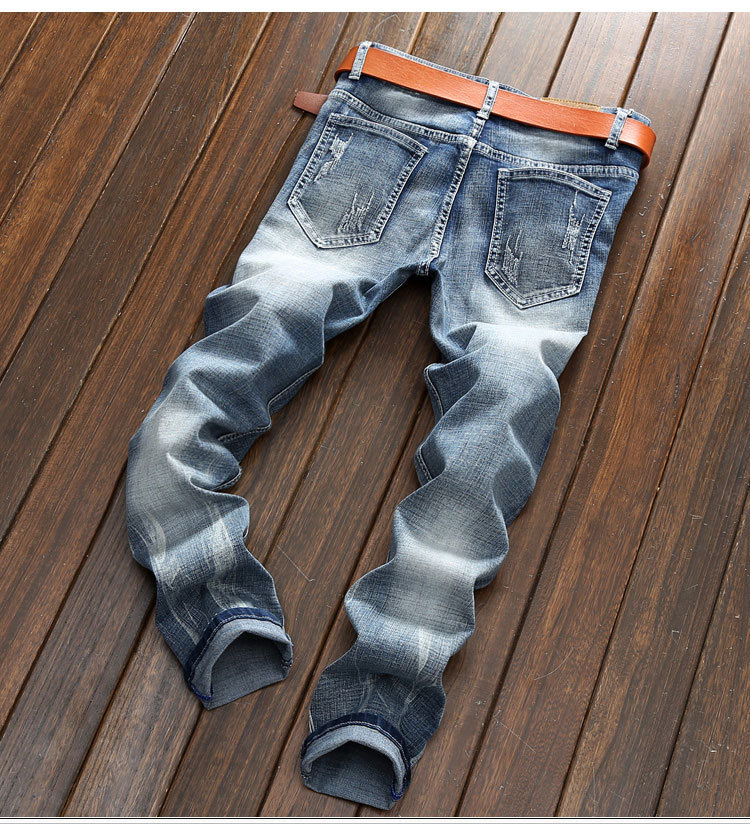 sunlight jeans Men's jeans plus size