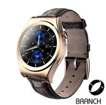 HEIßER Smart Uhr X10 Smartwatch für I0S android phone pulsmesser mp3/Mp4 Sport gesundheit Uhr Männer Smart uhr android