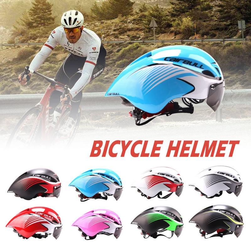 New290g Aero TT Road Bicycle Helmet Goggles Racing Cycling Bike Sports Safety TT Helmet In-mold Road Bike Cycling Goggle HelmetNew290g Aero TT Road Bicycle Helmet Goggles Racing Cycling Bike Sports Safety TT Helmet In-mold Road Bike Cycling Goggle Helmet