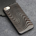 YFWOOD Natural Wood Case for iphone 7 Real Bamboo Carving Wooden Hard PC Back Cover Cases for iphone7