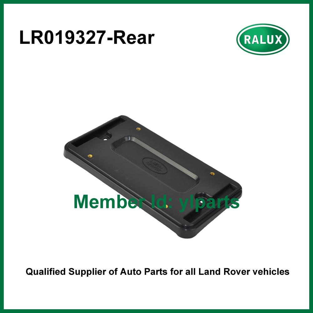 LR019327 rear auto license frame for LR Freelander 2 Discovery 4 ...