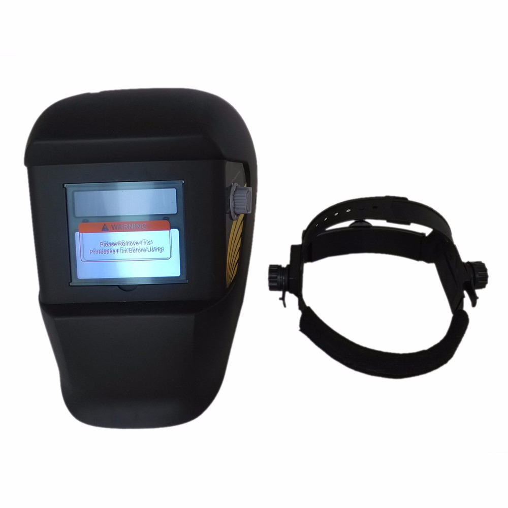 Welding Tools Stepless Adjust Solar Auto Darkening TIG MIG MAG MMA Welding Helmets/Face Mask/Electric Welding Mask/Welder Cap цена и фото