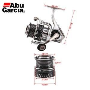 Image 4 - ABU GARCIA REVO ALX 2000SH 2500SH moulinet de pêche à filature 8BB 6.2:1 217G 5.2KG système de pêche en eau salée moulinet de pêche