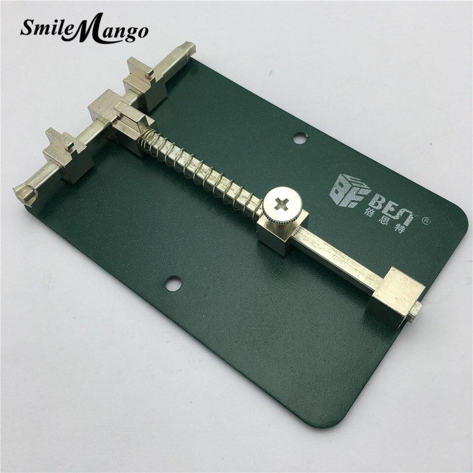 SmileMango PCB Holder Jig Scraper For Cell Phone Circuit Board Repair Clamp Fixture Stand Tools big togo main circuit board motherboard pcb repair parts for nikon d3400 slr