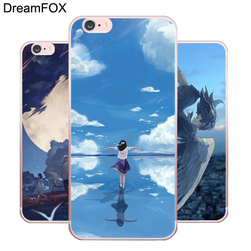 L105 Anime Cartoon Characters Soft TPU Silicone Case Cover For Apple iPhone X 8 7 6 6S Plus 5 5S SE 5C 4 4S