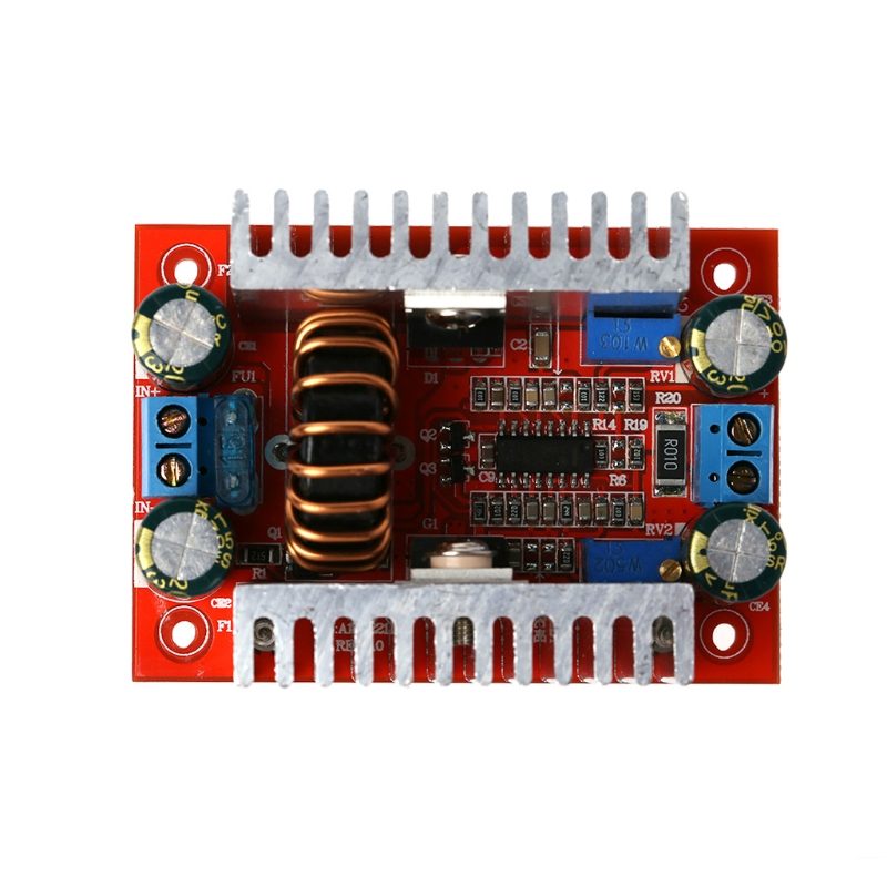 400W DC-DC Step-up Boost Converter Constant Current Power Supply Module #Aug.26 dc dc boost buck module 5a automatically step up down power converter aug 26