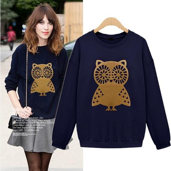 Online Shop Promotion!!New 2015 autumn women fashion Sweatshirts ...