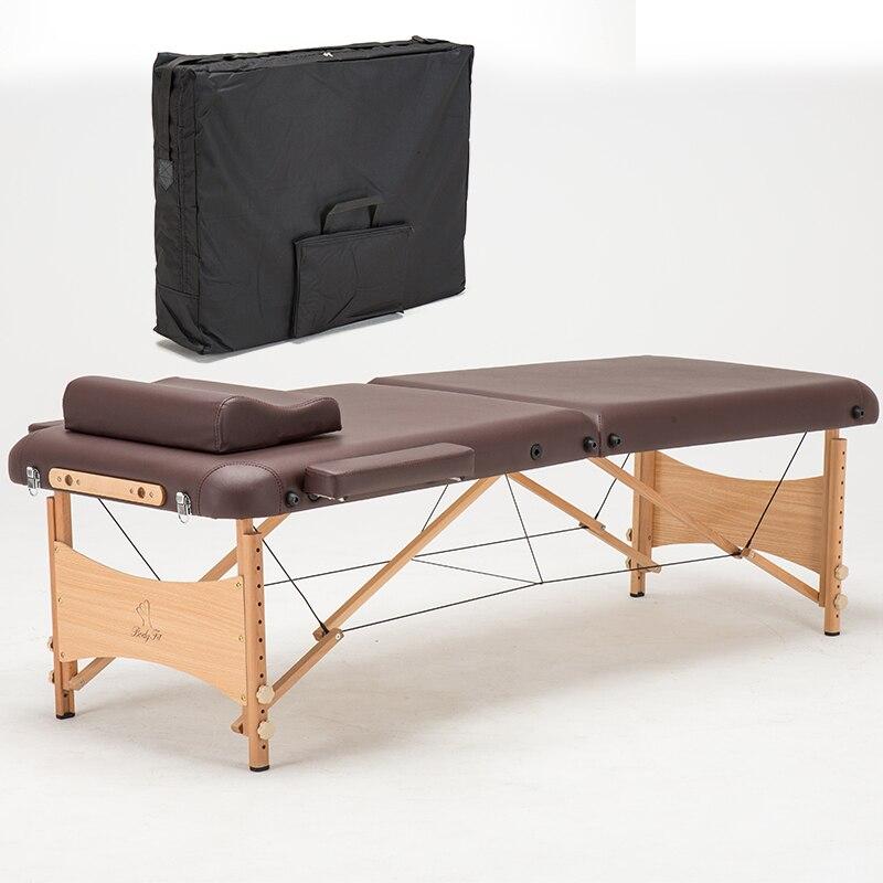 Masaje y relajación portátil relajante Cuerpo masaje cama Cara Cunas ...