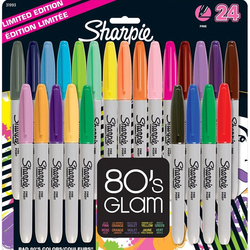 12/24 Colors/box Oil American Sanford Sharpie Permanent Markers,eco-friendly Marker Pen,sharpie Fine Point Permanent Marker