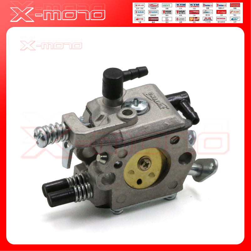 где купить New 45cc 52cc 58cc Chain Saw Carburetor 4500 5200 5800 Chainsaw Carburetor Carb 2 Stroke Engine 4500 5200 5800 Chainsaw по лучшей цене