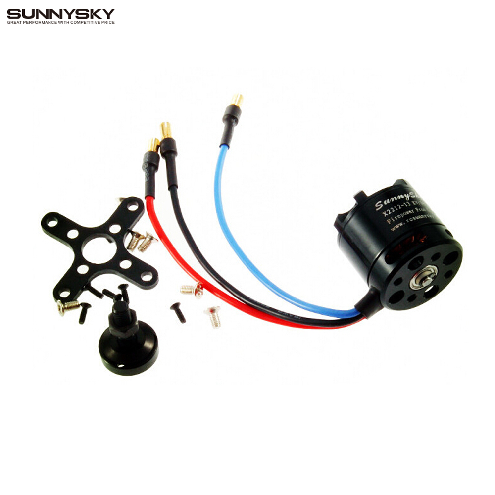 цены Original SUNNYSKY X2212 KV980/KV1250/KV1400/KV2100/KV2450 Brushless Motor (Short shaft )Quad-Hexa copter Wholesale