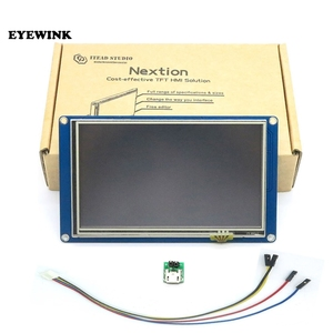 "Image 2 - English Version Nextion 5.0"" HMI Intelligent Nextion LCD Module Display for Raspberry Pi ESP8266"