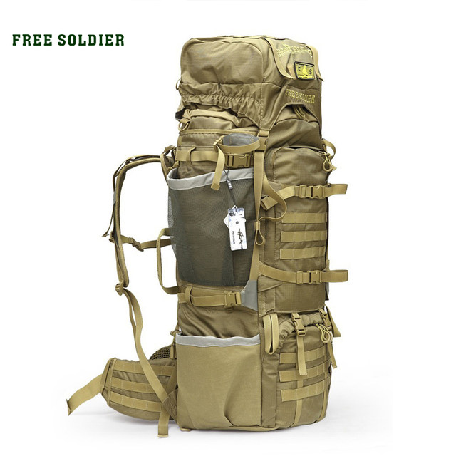 Online Shop FREE SOLDIER Outdoor Sports Climbing Hiking Tactical ...