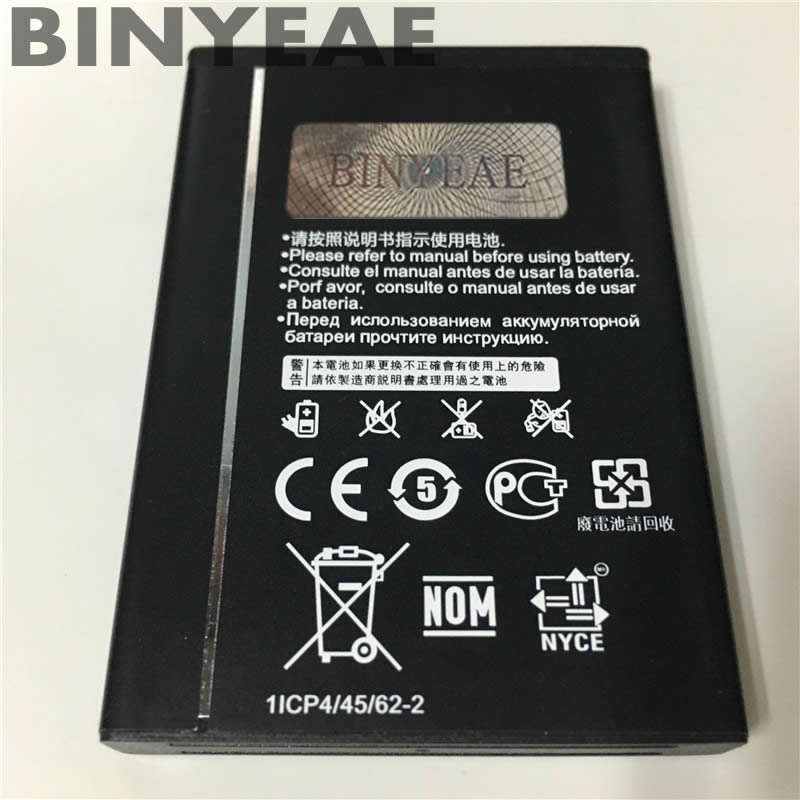Adaptable Binyeae 3000mah Hb824666rbc Li-ion Phone Battery For Huawei E5577 Ebs-937 Wifi Router Batteries Exquisite Craftsmanship; Cellphones & Telecommunications Mobile Phone Parts