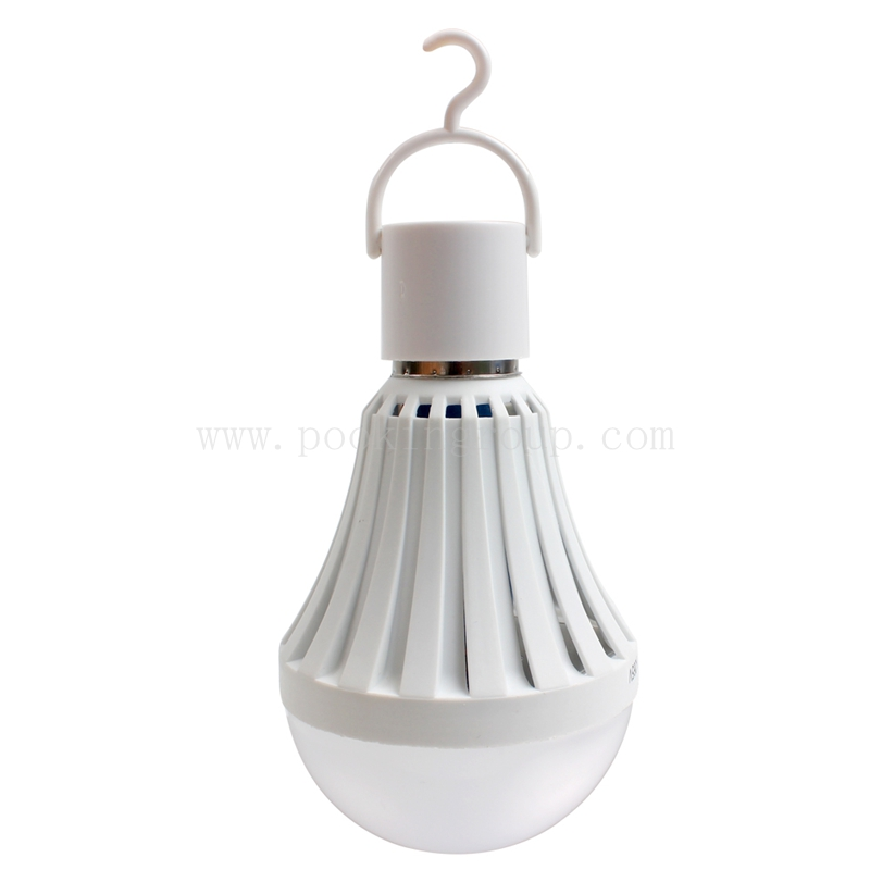 AC 85-265V E27 LED Smart Bulb 5W 7W 9W12W Led Emergency Light Rechargeable Battery Lamp for Home Indoor and Outdoor Lighting