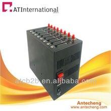 USB 8 портов gsm модем Wavecom модуль Q24plus