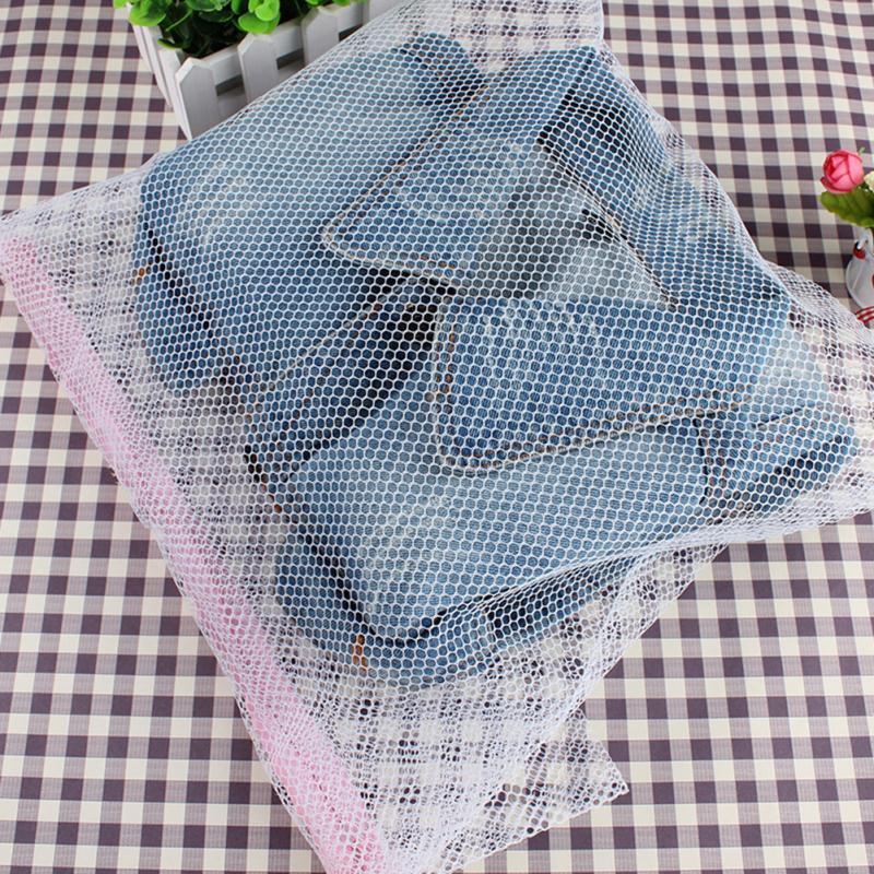 New Arrival 1 Pc Underwear Clothes Aid Bra Socks Lingerie Laundry Washing Machine Net Mesh Bag Pouch Basket Plus Size Wholesale