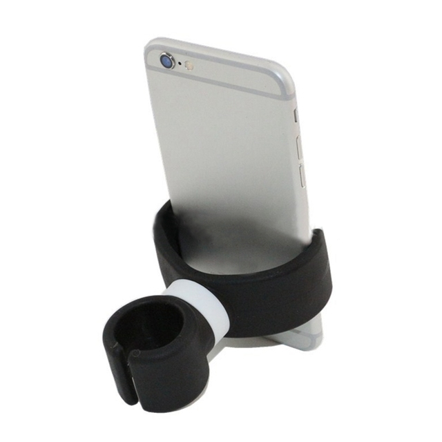 Universal 360 Degrees  Air Vent Mount Bicycle Car Cell Phone Holder Stands
