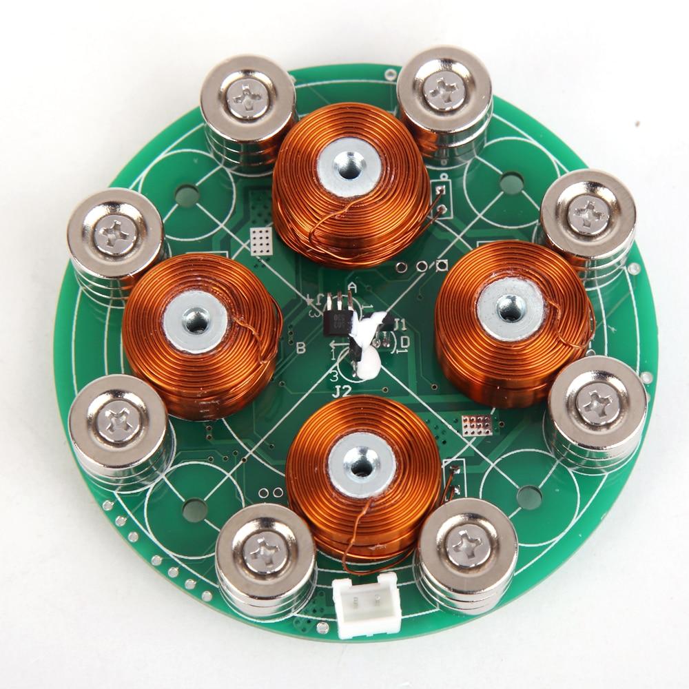 Y004 push type maglev levitation module maglev movement 330 grams
