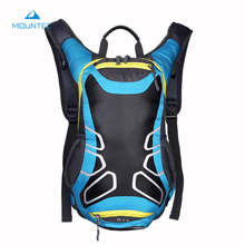 MOUNTEC Waterproof Backpack For Bicycle Outdoor Sports Cycling Backpack Nylon Road Mountain Bike Bags 15L 24*16*41cm