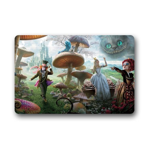 Custom Awesome Alice in Wonderland Welcome Decorat.